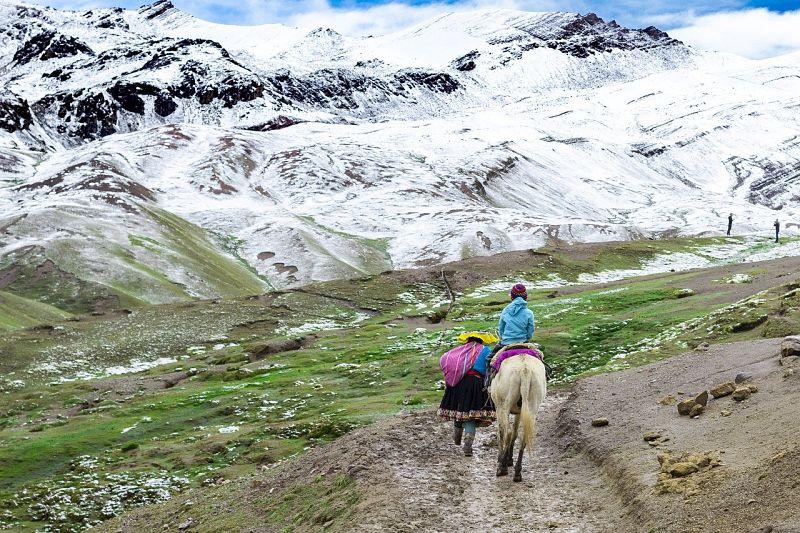 Peru Andes Ayahuasca
