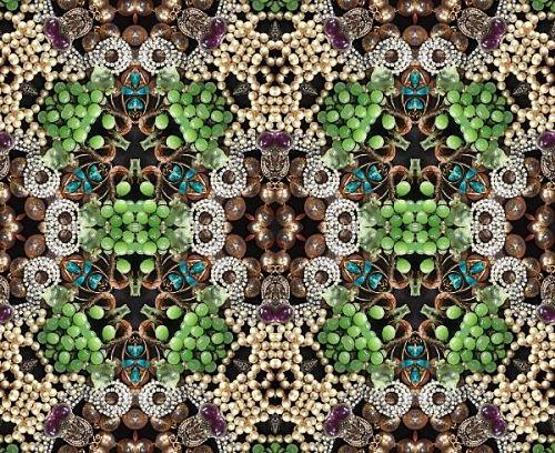 Ayahuasca Zeremonie Kaleidoskop