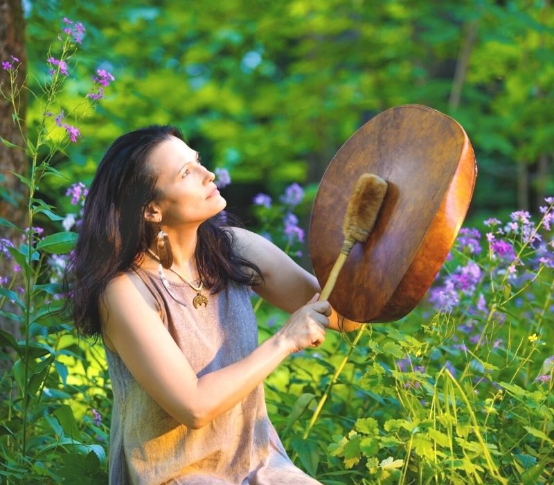 Was ist Ayahuasca Trommel