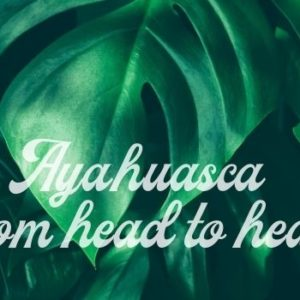Ayahuasca first ceremony experience