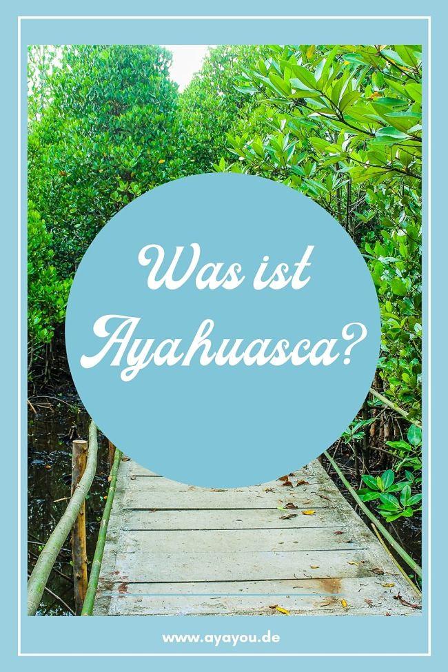 Was ist Ayahuasca
