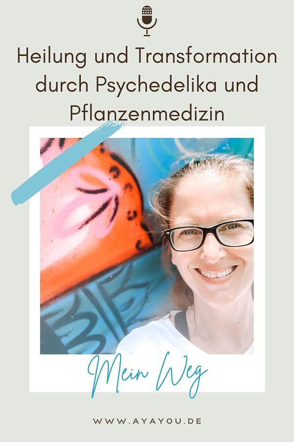 Ayahuasca Schamanismus Pflanzenmedizin